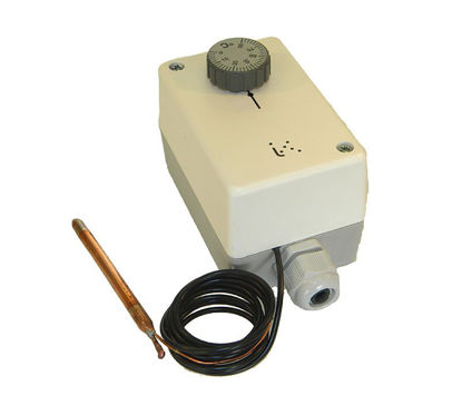 Picture of Capillary Thermostat 0…60°C
