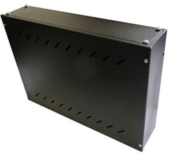 2u compact wall cabinet
